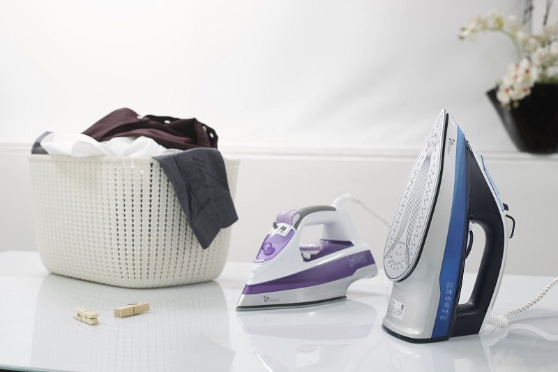 Ease the crease with Syska Steam Irons